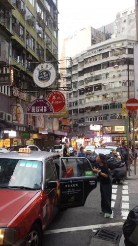 A China que eu via nos filmes era mais ou menos assim
